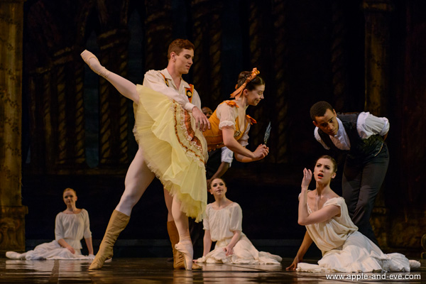 Does he love me? - from Coppélia (Elizabeth Nienaber & Ivan Boonzaaier)