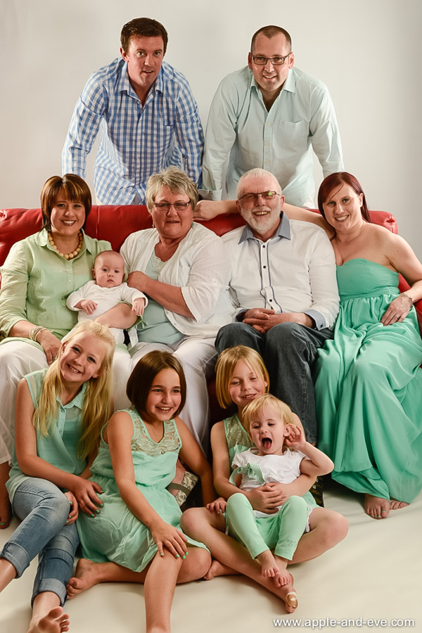 The van der Merwe clan.