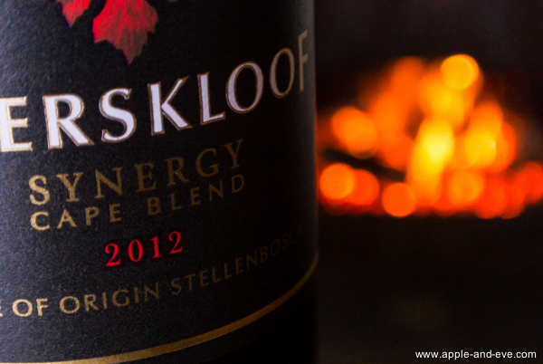 Nothing beats sipping a nice red wine near a warm fireplace.