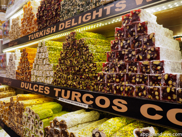 The real Turkish Delight.